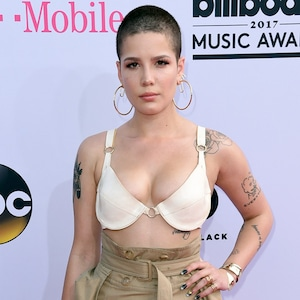 Halsey, 2017 Billboard Music Awards, Arrivals