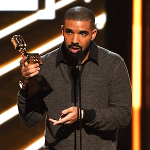 Drake, 2017 Billboard Music Awards, Winners