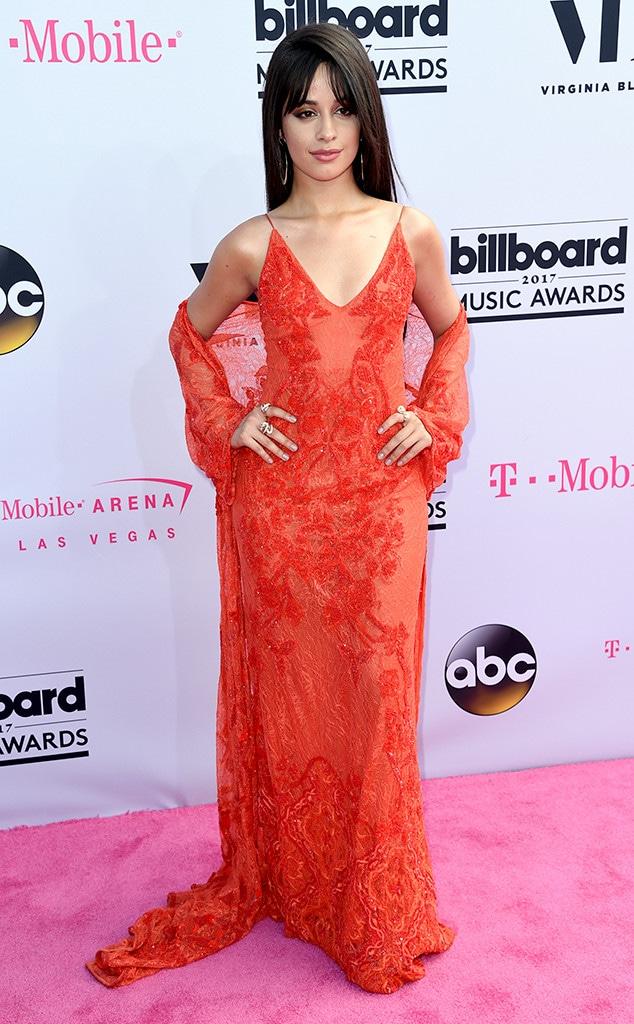 Camila Cabello, 2017 Billboard Music Awards, Arrivals