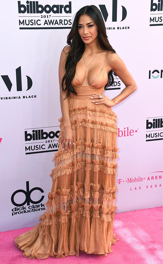 Nicole Scherzinger, 2017 Billboard Music Awards, Arrivals