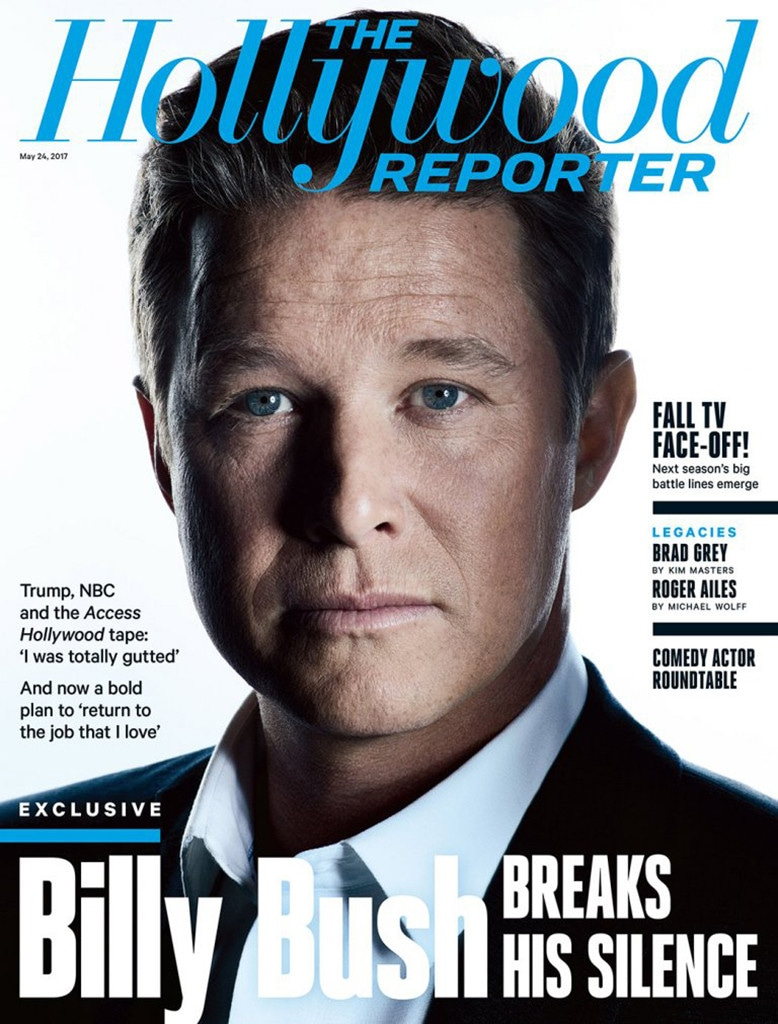 Billy Bush, The Hollywood Reporter