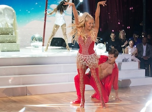 ESC: Dancing With The Stars Tan, Erika Jayne