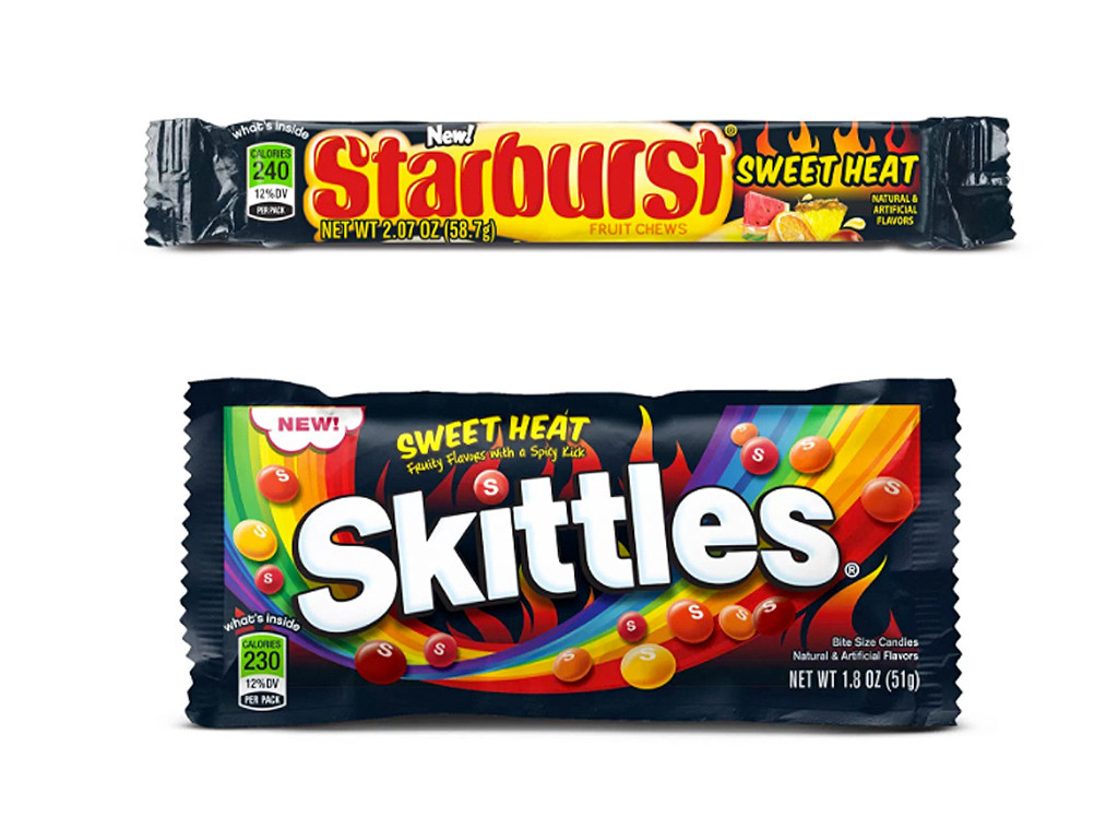 Starburst, Skittles
