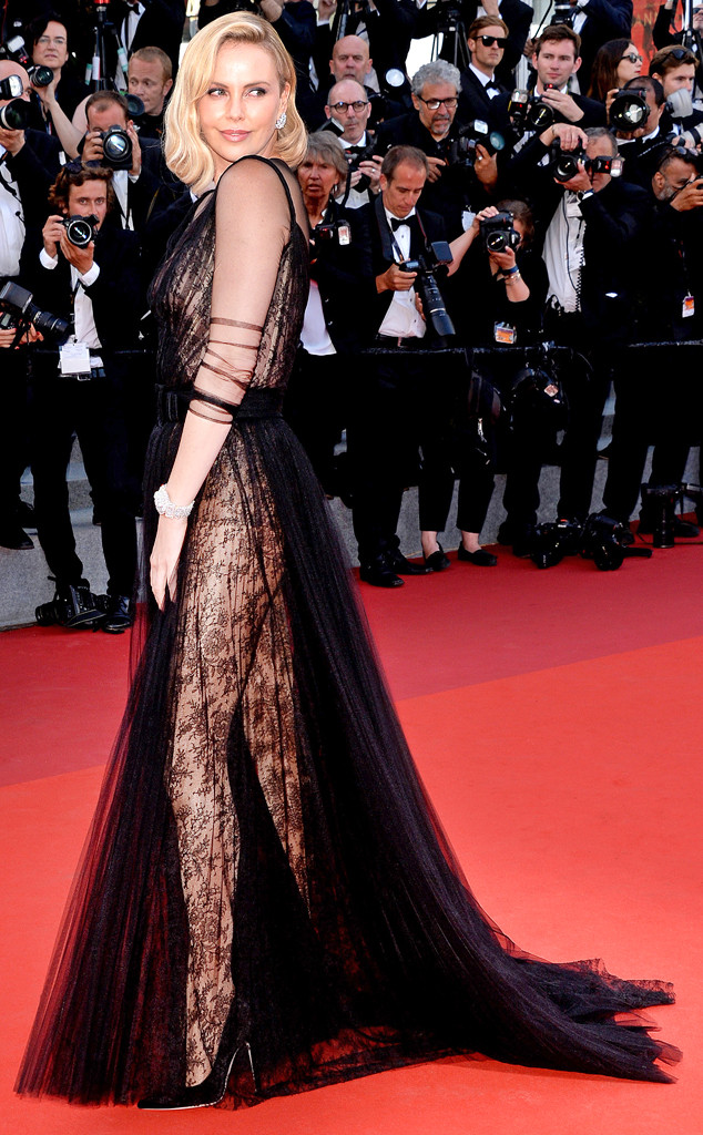 Charlize Theron, Cannes Film Festival 2017