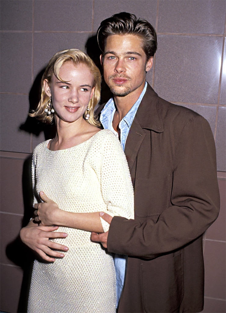 Brad pitt dating now