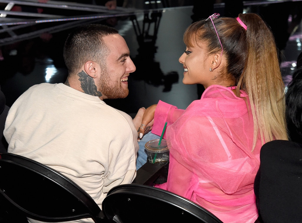 Ariana Grande pays tribute to the late Mac Miller