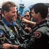 Val Kilmer, Tom Cruise, Top Gun