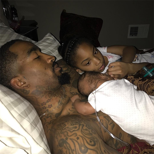 J.R. Smith, Baby, Dakota