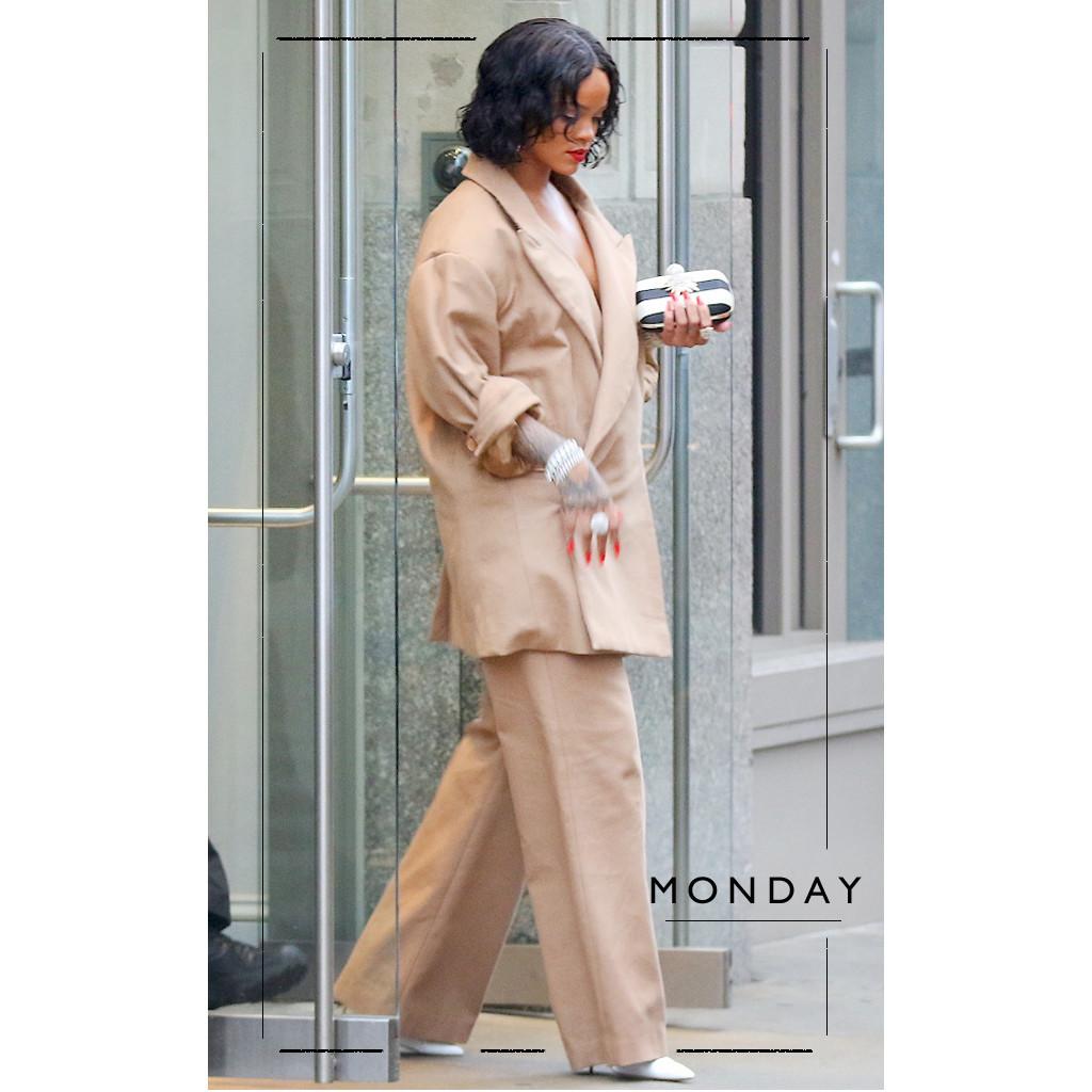 ESC: 5 Days, Rihanna