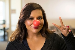 Red Nose Day, Mindy Kaling