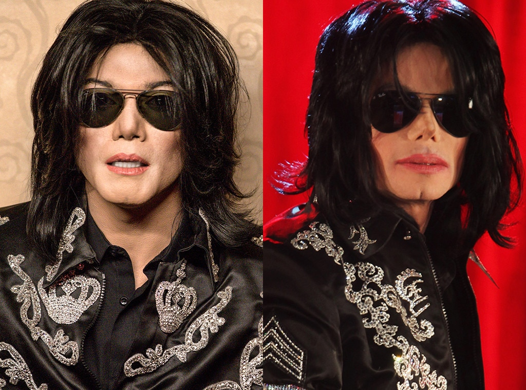 Michael Jackson Searching For Neverland Lifetime Movie Cast