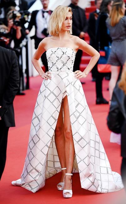 ESC: Cannes Best Dressed, Hailey Baldwin