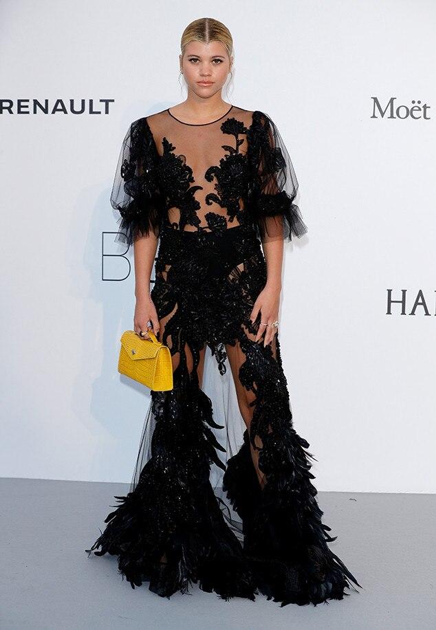 Sofie Richie, Amfar Gala, Cannes Film Festival 2017