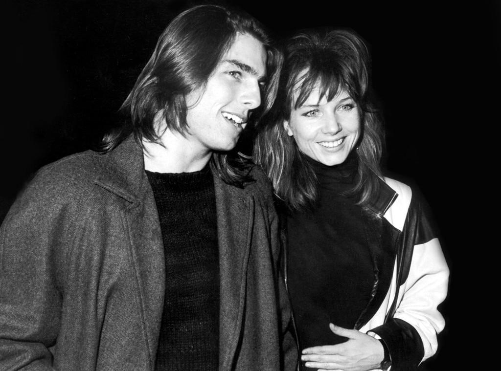 Rebecca De Mornay, Tom Cruise