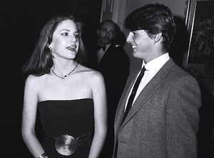 Melissa Gilbert, Tom Cruise