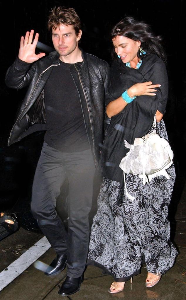 Sofia Vergara, Tom Cruise
