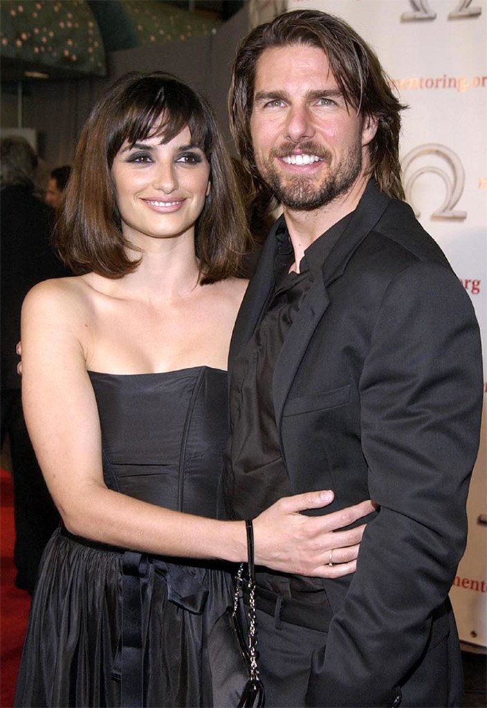 Tom Cruise, Penelope Cruz