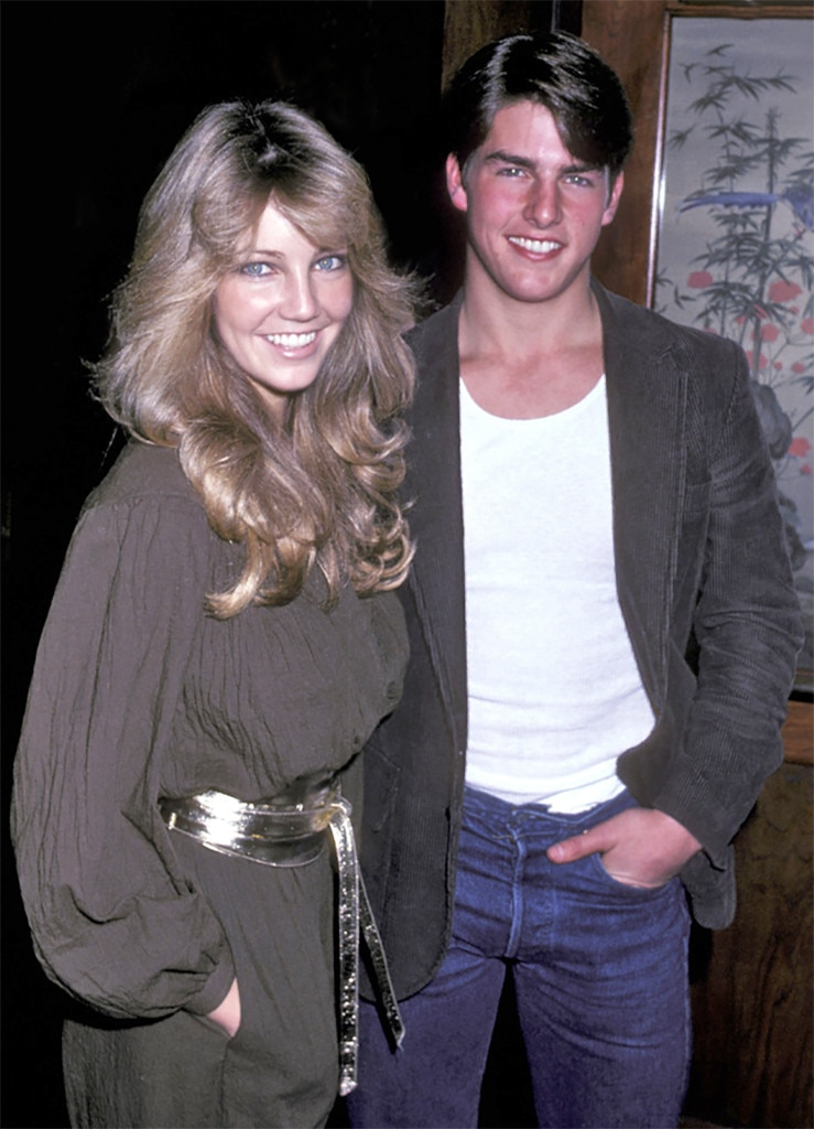 Heather Locklear, Tom Cruise