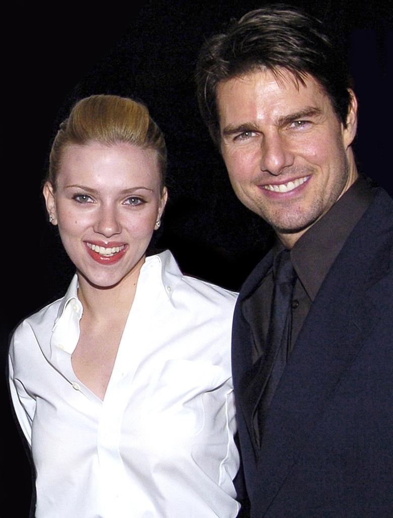 Scarlett Johansson, Tom Cruise
