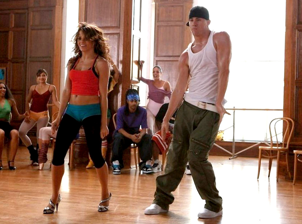 Jenna Dewan Tatum, Channing Tatum, Stars Who Can Dance