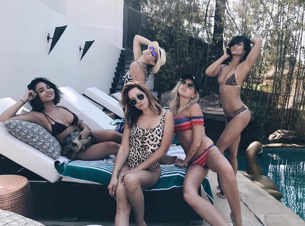 Ashley Tisdale, Vanessa Hudgens