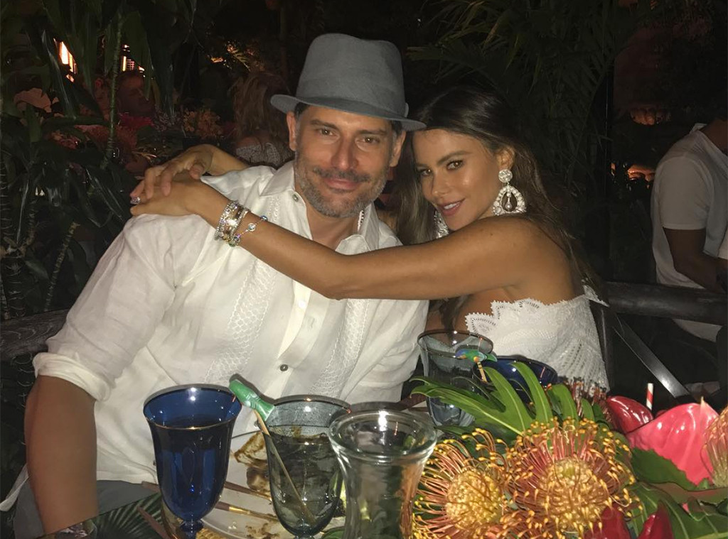 Sofia Vergara, Joe Manganiello, Instagram