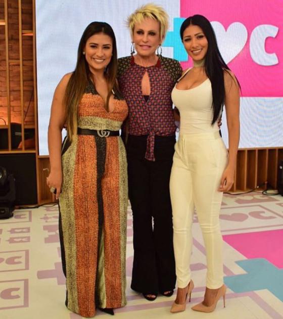 Ana Maria, Simone e Simaria