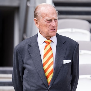 Prince Philip, New Warner Stand At Lord's Cricket Ground