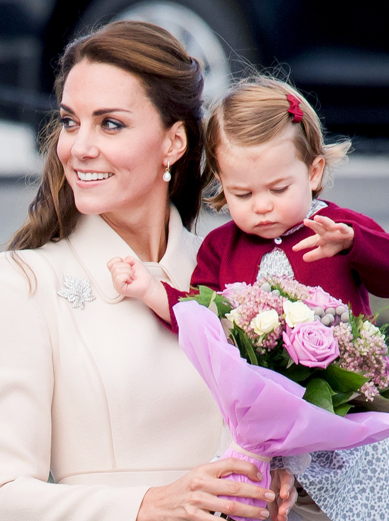 ESC: Kate Middleton, Princess Charlotte
