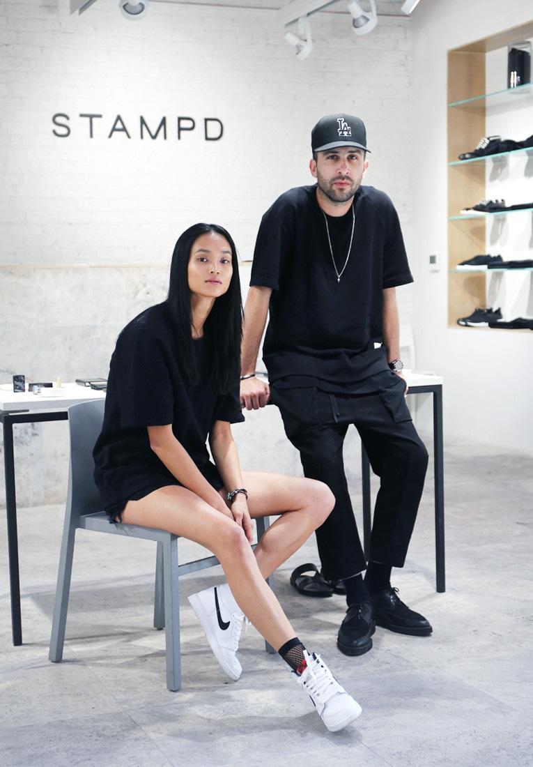 ESC: Trendsetters At Work, Chris Stamp