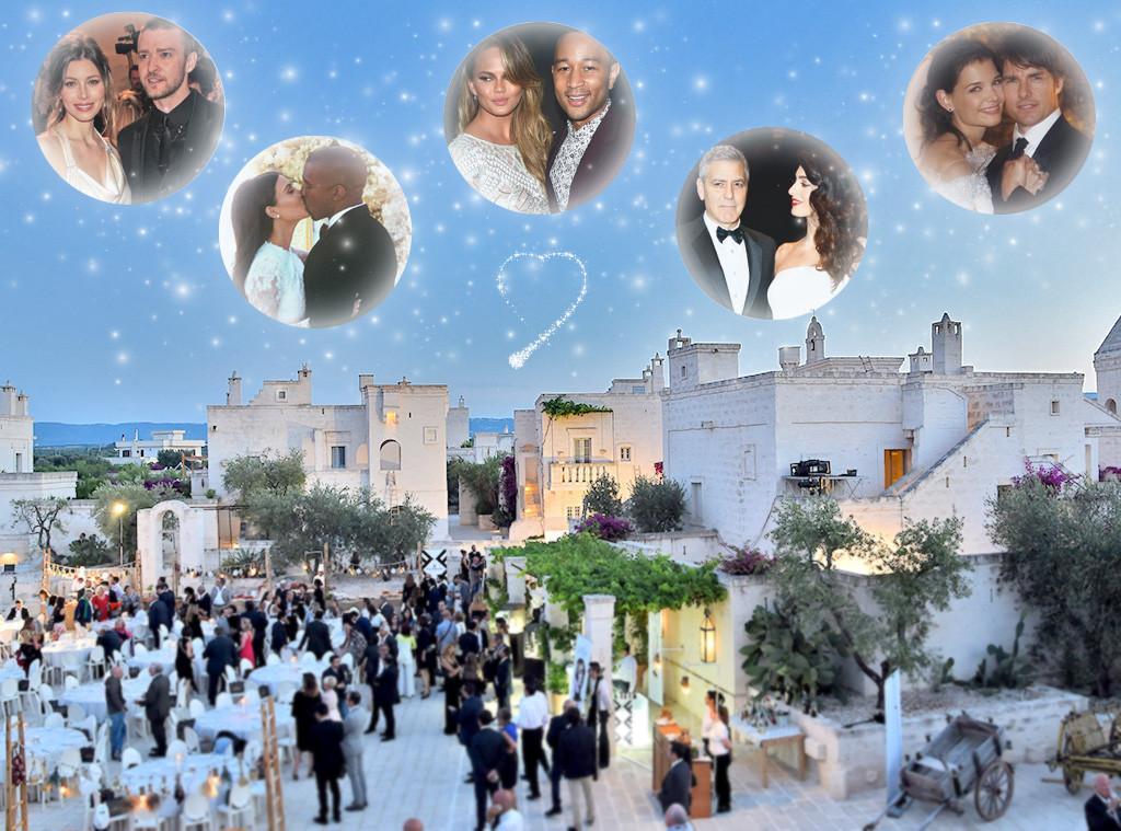 Wedding Venues, Italy