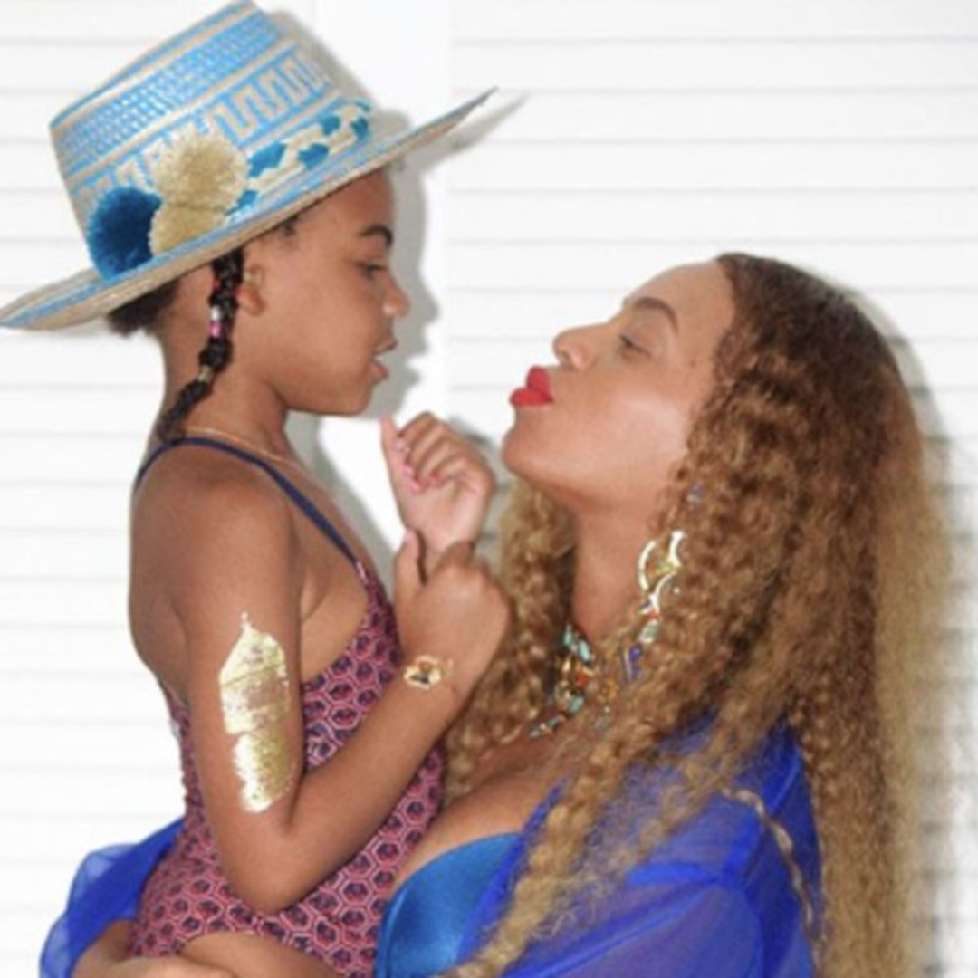 Beyoncé Celebrates the New Yr With By no means-Earlier than-Seen Footage of Her Three Children – E! On-line