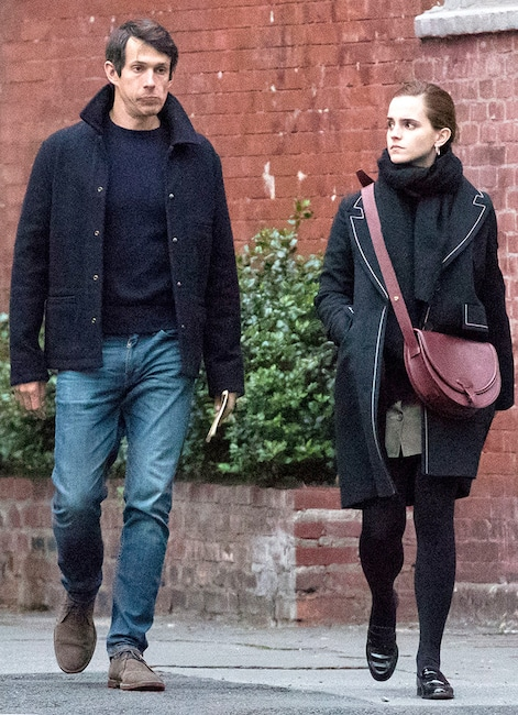 Emma Watson, William Knight
