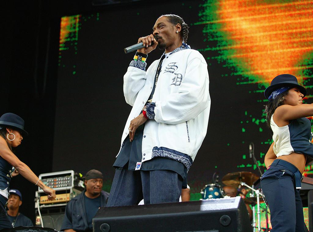 Snoop Dogg, Live 8, Benefit Concerts