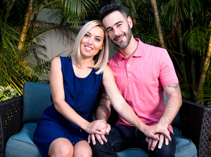 Heather Seidel, Derek Schwartz, Married At First Sight