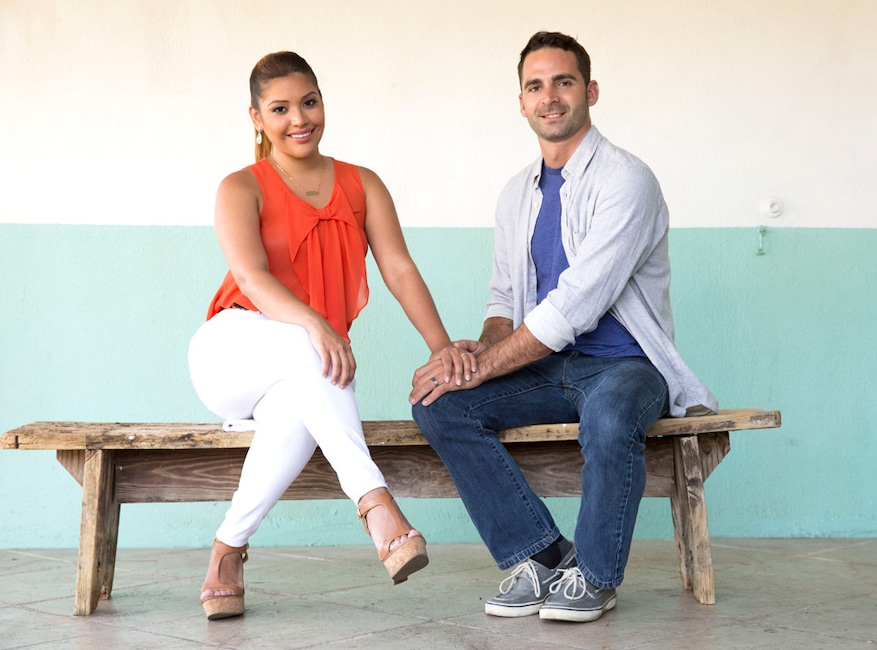 Lillian Vilchez, Tom Wilson, Married At First Sight