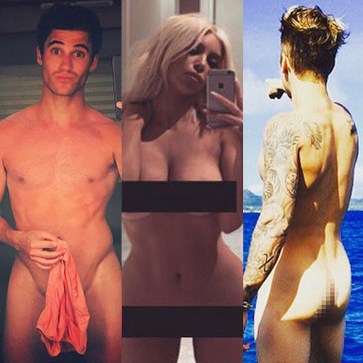 Famous Singers Naked happy hump day! here are 26 stars' naked instagram pictures