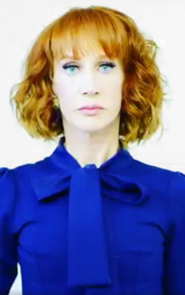 Kathy Griffin, Donald Trump