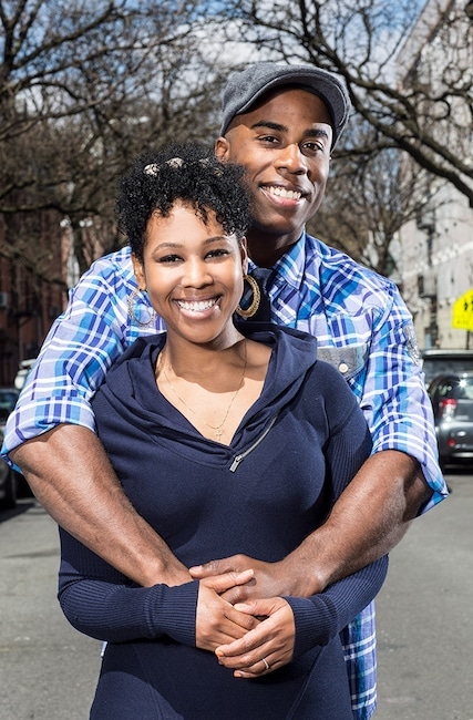 Monet Bell, Vaughn Copland, Married At First Sight