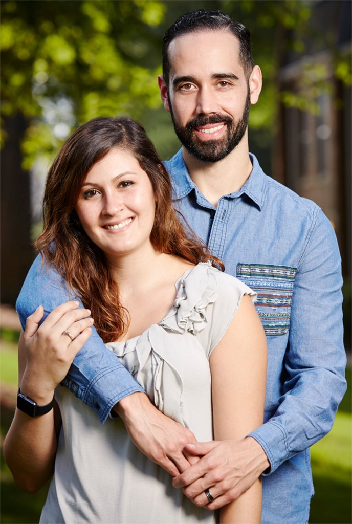 Samantha Role & Neil Bowlus from Married at First Sight
