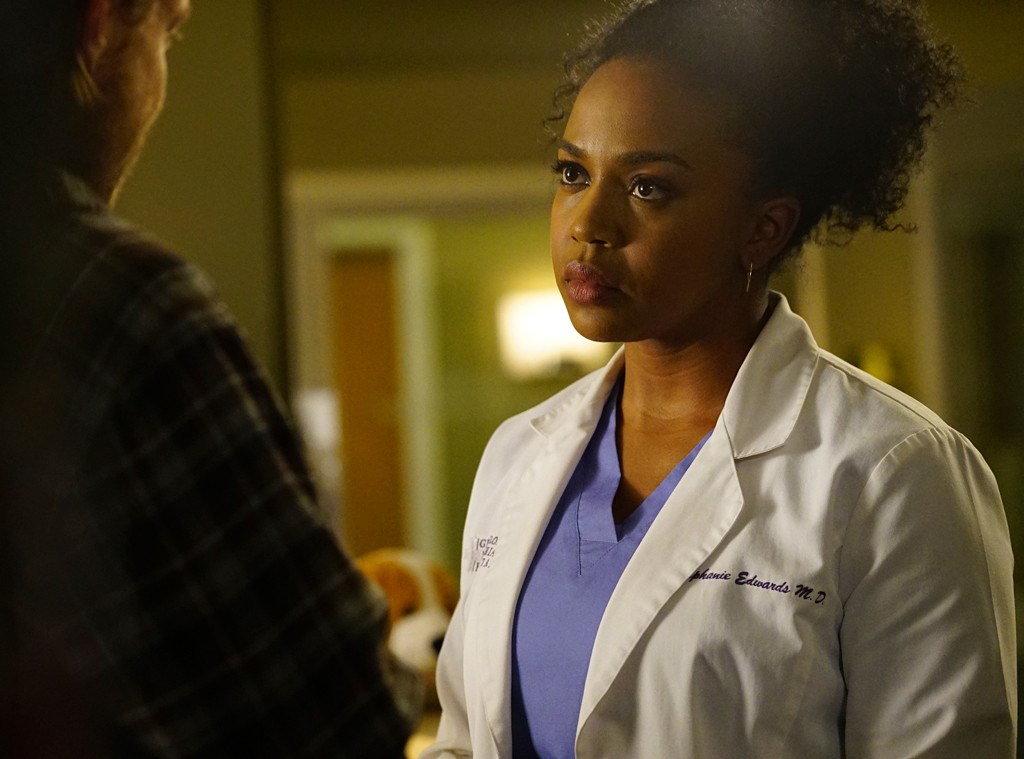 Grey's Anatomy, Jerrika Hinton