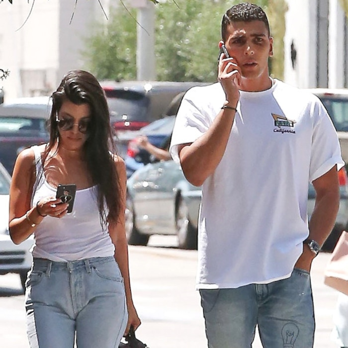 fa3b5deb7952 Kourtney Kardashian Is Seeing Younes Bendjima—and Scott Disick Is Not Happy  About It