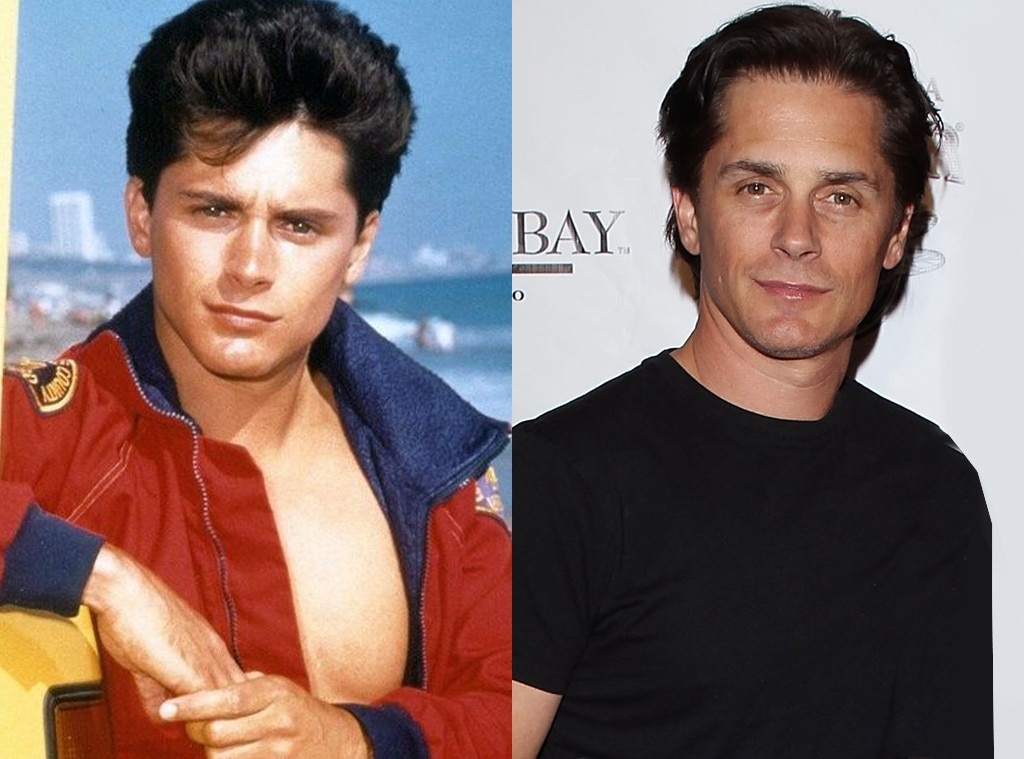 Baywatch Stars, Then and Now