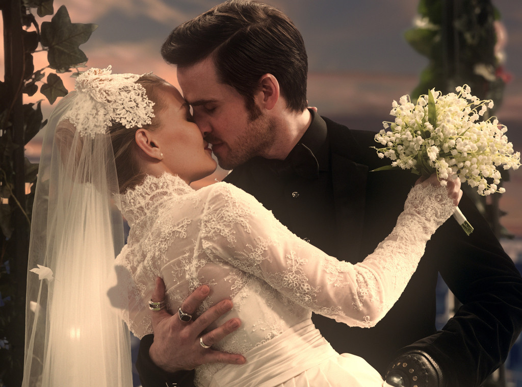 Once Upon a Time, Jennifer Morrison, Colin O'Donoghue