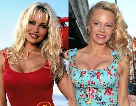 Baywatch S Original Stars Then And Now E News