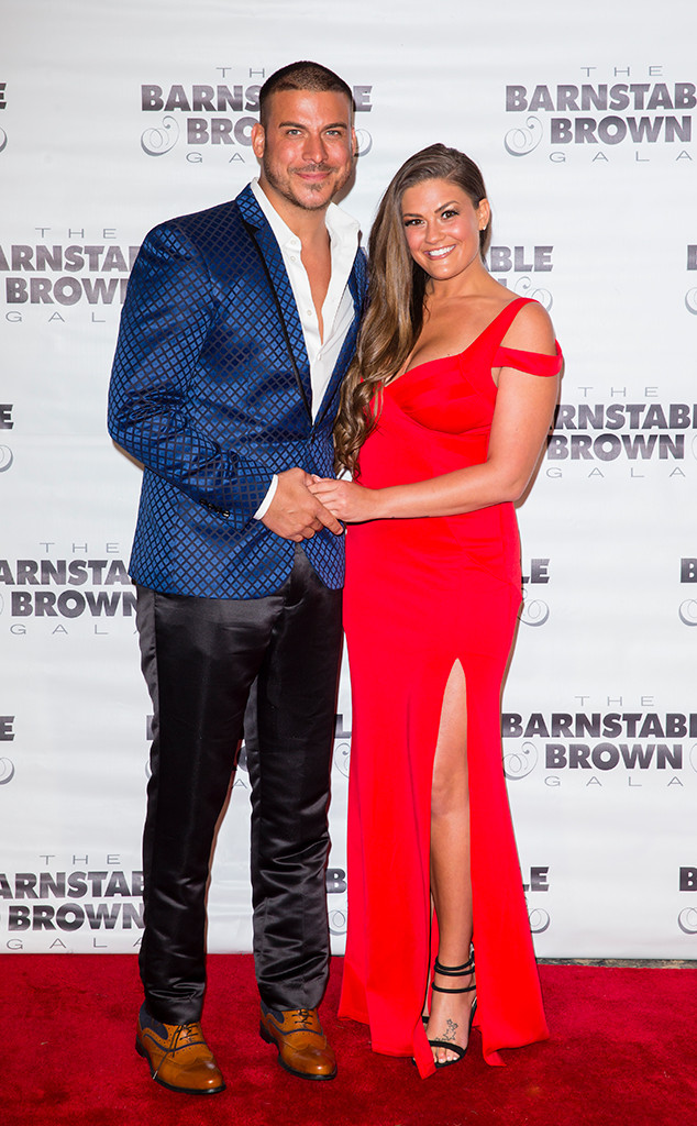 Kentucky Derby, Jax Taylor, Brittany Cartwright, Barnstable Brown Gala