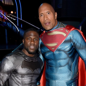 Kevin Hart, Dwayne Johnson