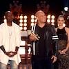 Tyrese Gibson, Vin Diesel, Jordana Brewster, 2017 MTV Movie And TV Awards, Show
