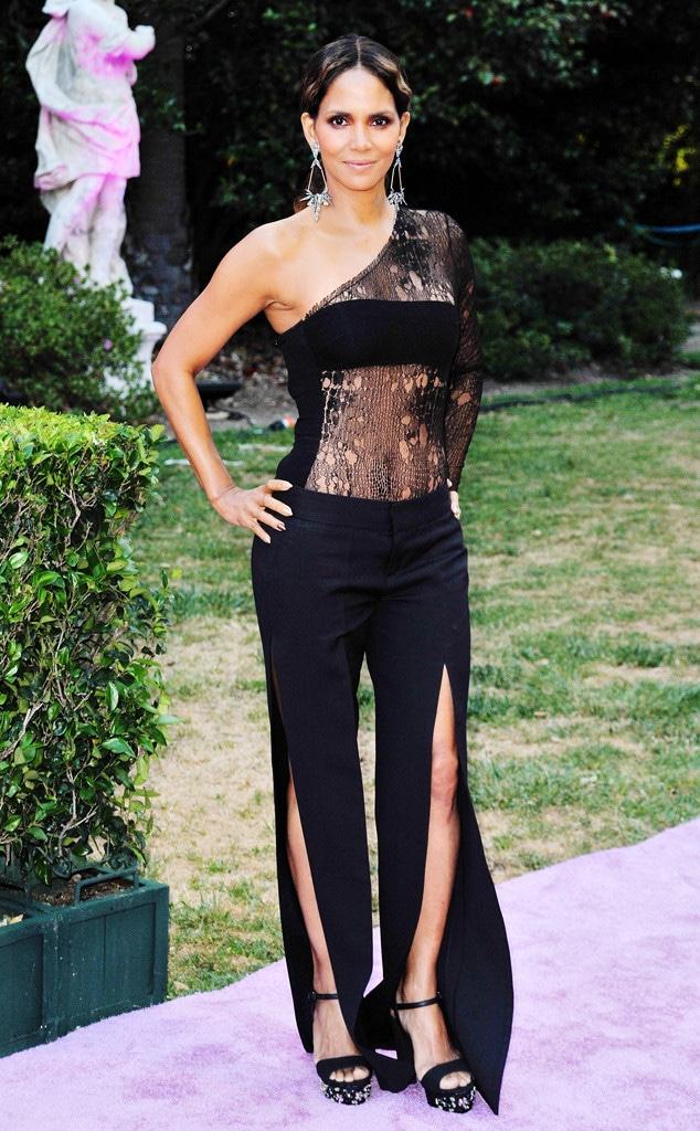 Halle Berry, 2017, Best Looks