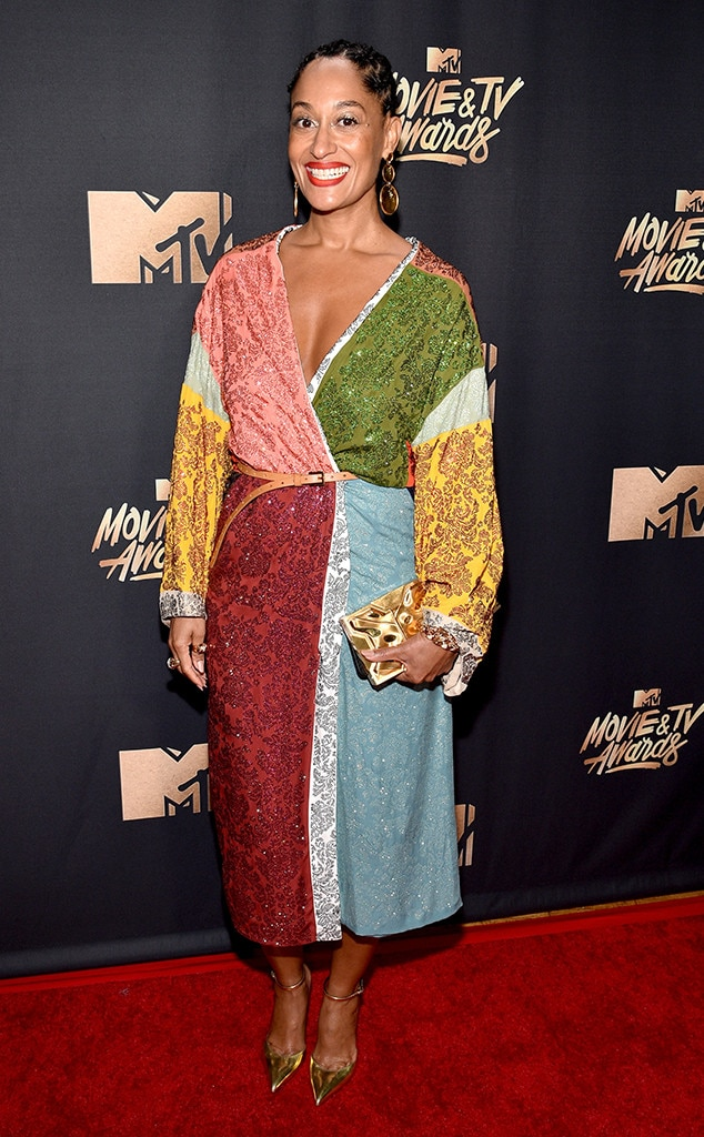 Tracee Ellis Ross, 2017 MTV Movie And TV Awards